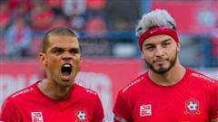 Cầu thủ Hải Phòng bị đồng đội ghép ảnh với 'gã đồ tể' Pepe mừng sinh nhật
