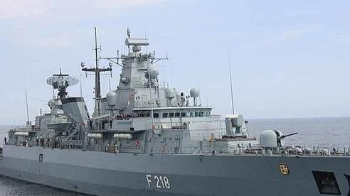 Tiếp sau nhiều nước phương Tây, Đức điều tàu chiến đi qua Biển Đông