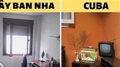 Bên trong nhà ở đặc trưng tại các quốc gia trên thế giới trông ra sao? Lướt qua 1 lượt có lẽ ai cũng sẽ chọn đến ở Thụy Điển nếu có cơ hội