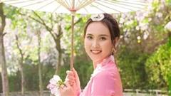 Cô nàng 10X 'kém duyên' với Hoa hậu Việt Nam phấn đấu vươn xa trên con đường học vấn