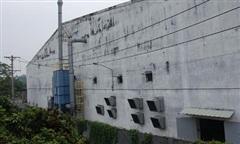 Nhà máy sơn 'hành hạ' cả khu phố
