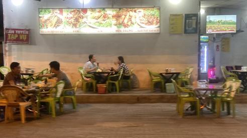 TP.HCM: Quán nhậu, quán ăn thực hiện giãn cách đảm bảo phòng dịch