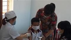 Đắk Lắk: Tiêm bổ sung vaccine phòng bệnh bạch hầu cho gần 300.000 người