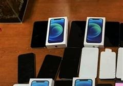 Bắt giữ 'đạo chích' trộm 23 chiếc điện thoại iPhone ở Điện máy Xanh