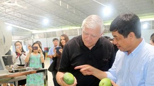 Nông sản 'bắt' tín hiệu từ thị trường xuất khẩu