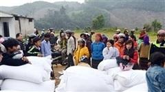3.333,7 tấn gạo hỗ trợ cứu đói giáp hạt cho hơn 222,2 nghìn nhân khẩu