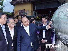 Sớm hoàn thiện dự thảo chính sách đặc thù cho Thừa Thiên-Huế