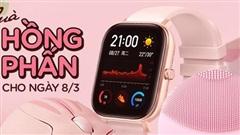 Gợi ý 5 món đồ công nghệ màu hồng siêu dễ thương dành tặng hội chị em ngày 8/3