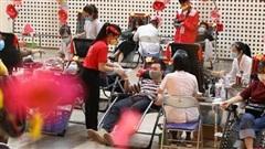 [ẢNH] Lễ hội Xuân hồng 2021: Hiến máu an toàn - Đừng ngại COVID