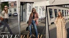 Phong cách thời trang Bắc Âu: Style dành cho mọi cô nàng vì lên đồ tinh giản nhưng có thừa độ thanh lịch và tinh tế