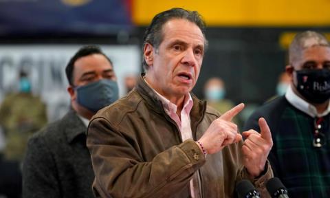 Thống đốc New York không từ chức dù bị cáo buộc lạm dụng tình dục