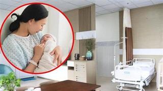 Bệnh viện công ở TP.HCM có phòng cho sản phụ sau sinh xịn như khách sạn 5 sao: Thế này ai chả muốn đi đẻ!