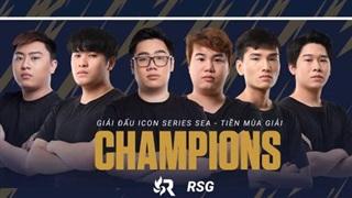 Vô địch Icon Series SEA, Phương Top hứa hẹn đem một vài 'người cũ' về thi đấu Tốc Chiến
