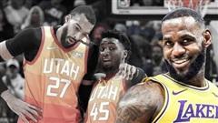 LeBron James tiết lộ lý do 'hài hước' không chọn lựa các cầu thủ Utah Jazz cho đội hình All Star