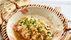 Sợ lườn gà khô, hấp cùng thứ này đảm bảo có món ngon, thơm nức
