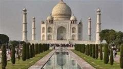 Ấn Độ đóng cửa đền Taj Mahal do de dọa đánh bom
