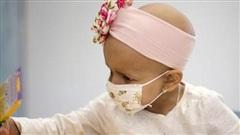 Đại dịch COVID-19 gây gián đoạn việc chăm sóc trẻ em ung thư
