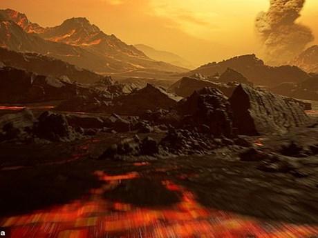 Phát hiện mới trong cuộc tìm kiếm dấu vết sự sống ngoài hệ Mặt Trời