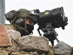 NATO khởi động cuộc tập trận Furious Wolf tại Estonia