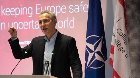 Nói Trung Quốc không phải là đối thủ, NATO coi sự trỗi dậy của Bắc Kinh là thách thức toàn cầu