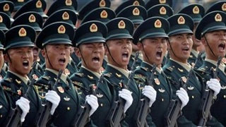 Trung Quốc tăng ngân sách quốc phòng nhằm hiện đại hóa sức mạnh quân đội