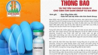 Một doanh nghiệp tài trợ tiêm Vaccine Covid-19 cho 5000 cán bộ nhân viên và gia đình
