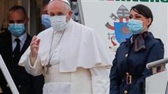 Giáo hoàng Francis thăm đất nước chiến tranh và dịch bệnh