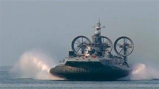 'Tàu đệm khí Nga tối tân nhất thế giới'