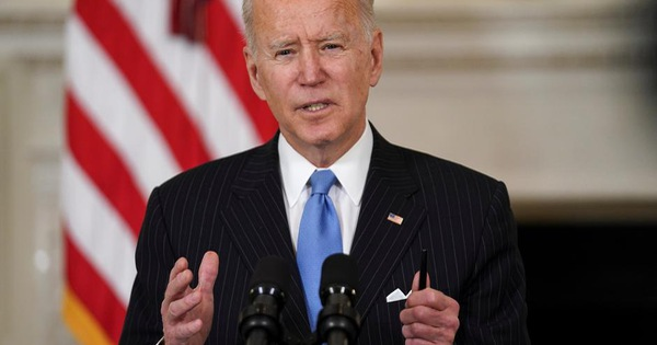 Không kích Syria: Tiết lộ quyết định 'phút chót' của Tổng thống Biden
