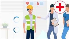 Những điểm mới về bảo hiểm tai nạn lao động, bệnh nghề nghiệp