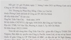 Vụ 'Công ty CP Thương mại Quốc tế HBC bị tố lừa đảo?': Công an đã nhận đơn tố cáo, Lãnh đạo VCCI nói gì về HBC?