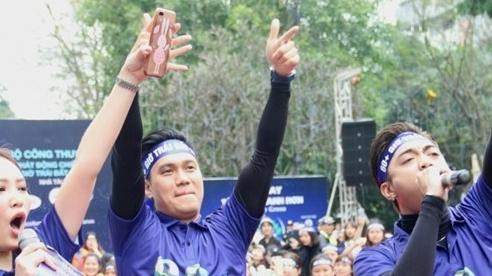 Hà Nội tích cực hưởng ứng Chiến dịch Giờ trái đất năm 2021