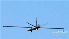 UAV Houthi bay ngàn km tấn công sân bay Saudi Arabia