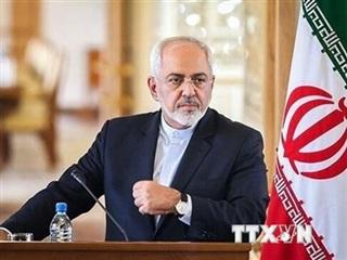 Iran chỉ trích Mỹ tiếp tục áp đặt các biện pháp trừng phạt