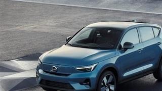 Mẫu xe thuần điện Volvo C40 Recharge 2021 sở hữu thiết kế đẹp