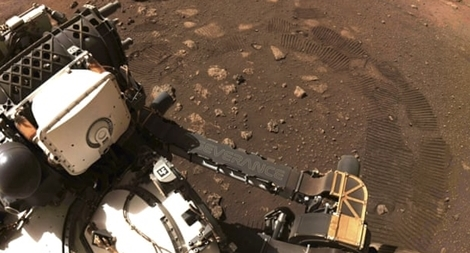 Hé lộ 'chuyến đi' đầu tiên của tàu thăm dò NASA trên Sao Hỏa