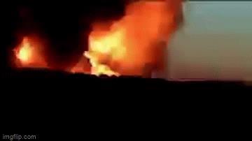 UAV Nga nhấn phiến quân tại Syria trong biển lửa