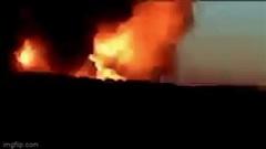 Video: UAV Nga trổ tài, nhấn chìm phiến quân tại Syria trong 'biển lửa'