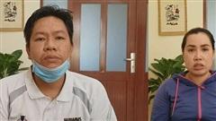 2 vợ chồng chủ mưu thuê người tạt mắm tôm sơn vào nhà thuốc tây ở TP.HCM
