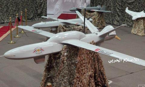 'Nóng bỏng' cuộc chiến bằng drone giữa Ả Rập Saudi và phiến quân Houthi