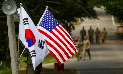 Hàn – Mỹ giảm quy mô tập trận chung vì dịch Covid-19
