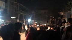 Bắc Giang: Bàng hoàng con trai dùng gậy sát hại bố đẻ trong đêm
