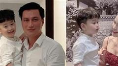 Việt Anh và vợ cũ hội ngộ mừng sinh nhật con trai, nhìn biểu cảm biết ngay tình trạng quan hệ sau ly hôn