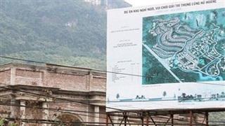 Thung lũng Nữ hoàng và loạt dự án nghỉ dưỡng 'rùa bò' bị thanh tra điểm mặt