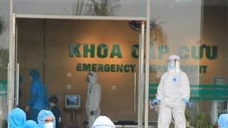 Sáng mai, 100 cán bộ, nhân viên y tế tiêm vaccine phòng Covid-19