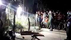 Con trai dùng gậy sát hại bố: Gia đình có điều kiện
