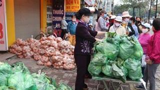 'Giải cứu' nông sản Hà Giang và Hải Dương, phát miễn phí đến bệnh nhân, người lao động nghèo
