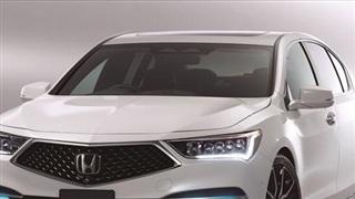 Honda Legend Hybrid EX ra mắt tại Nhật Bản