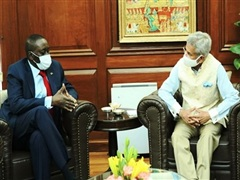 Ấn Độ, Nigeria nỗ lực đối thoại chiến lược và hợp tác chống khủng bố