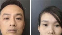 Hà Nội: Bắt giữ cặp vợ chồng buôn bán ma túy ở Thanh Oai
